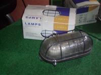 Brodska lampa komplet armatura