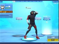 Fortnite nalog sa ikonik skinom