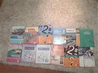 Knjige za 6,7 razred...