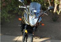 Yamaha Diversion XJ6S