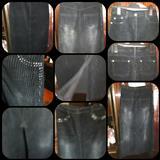 Atraktivna somot suknja sa cirkonima sl.10