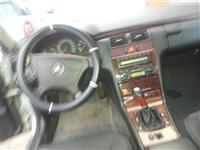 Mercedes E 240 -00 dogovor bez ulaganj