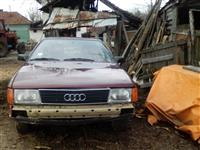 Audi 100cc quatro u delovima
