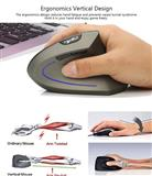 Bežični ergonomski miš