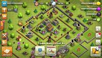 Clash of clans account th 8 + bonus cr a8 2 legy