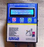 Diferencijalni termostat digitalni