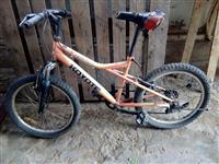 Koyote bicikla