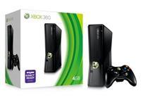 Xbox 360 slim,4Gb