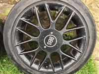 Audi felne sa guma