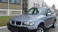 BMW X3 2.0 d x drive -05