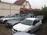 BMW e46 e60 polovni delovi