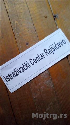Prodajem-Istraživački-Centar-Rajšićevo