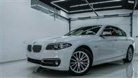 2014 BMW 520 525d individual