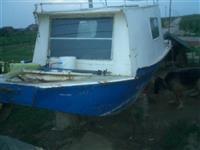 Camac brodic sa kabinom