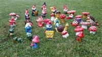 Ukrasne bastenske figurice