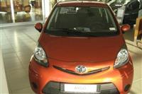 Toyota Aygo 1.0 VVT-i GO -12