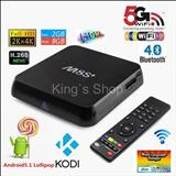 Android TV box Amlogic S812 Quad Core Android 5.1