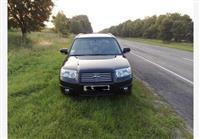 Subaru Forester  benzin -07
