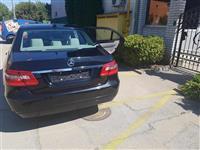 Prevoz Mercedes E Klasom 2012 god