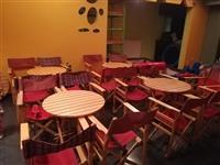 Stolice i stolovi za bastu