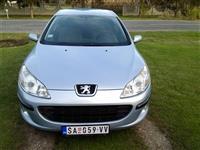 Peugeot 407 1.6hdi -04