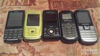 Vise telefona za delove povoljno