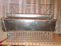 Kavezi za koke nosilje i japanske prepelice