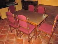 SUPER LUDA PONUDA - Sto i stolice