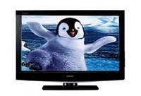 LCD tv monitor SHARP 32 inca