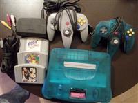 Nintendo 64 tri igre