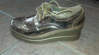 cipele srebrne- model2(jv139)