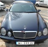 Mercedes-Benz CLK200 Avangard -02