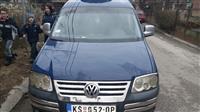 VW Cadyy