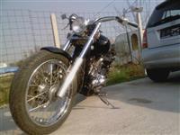 YAMAHA Drag Star XVS650
