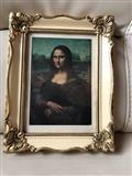 Mona Liza, Replika