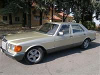 Mercedes 280  benzin -85