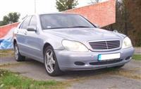 Mercedes S class - 01