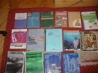 Knjige za drugu god. gimnazije