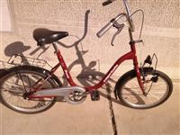 Biciklo capriolo poni crveni