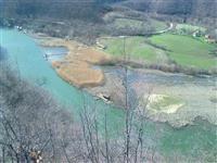 Vikendica jezero Medjuvrsje Ovcar Banja