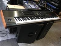 Korg Kronos 2 88 Key Workstation
