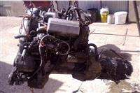 Glava motora BMW 524td