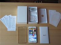 iPhone 6+, 64gb, Gold, SIM free, full, kao nov