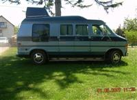 Američki Van -mini kamper