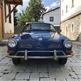 Volkswagen Karmann ghia godine 1970