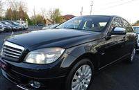 2010 Mercedes Benz C 220 CDI NOV KREDIT