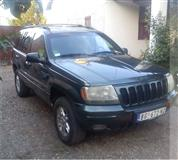 Jeep Cherokee 3100 tdi limit