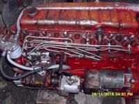 Motor S46 skinut sa kombajna 142