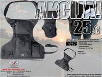 Moto torba za noge IXS - EMILIO