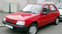 Peugeot 205 - 91
